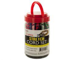 12 Bulk Heavy Duty Stretch Cord Set