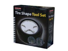 12 Bulk Sterling Brand Tire Shape Tool Set