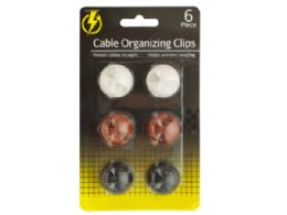 54 Bulk Cable Organizing Clips