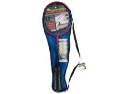 12 Bulk Badminton Set With Carry Bag