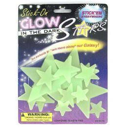 72 Bulk Glow In The Dark Stars