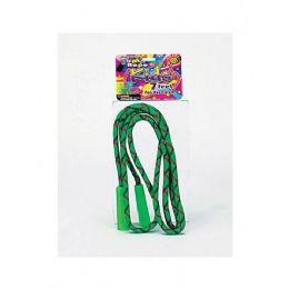 108 Bulk Colorful Jump Rope