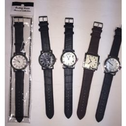 36 Bulk New! Closeout Men's Casual & Dress Watches