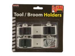 36 Bulk Wall Mount Tool & Broom Holders