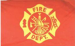 24 Bulk Fire Department Flags