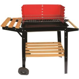 4 Bulk Grill With Stand