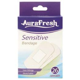96 Bulk 26 Count Sensitive Bandage
