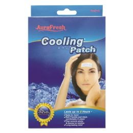 24 Bulk 3 Count Cooling Patch Adult