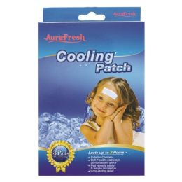 72 Bulk 3 Count Cooling Patch Kid