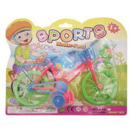 96 Bulk Toy Bicycle