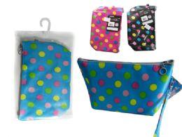 144 Bulk Printed Cosmetic Bag