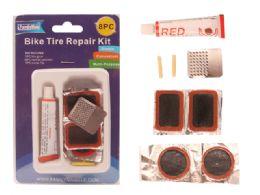 96 Bulk 8pc Bike Tire Repair Kit