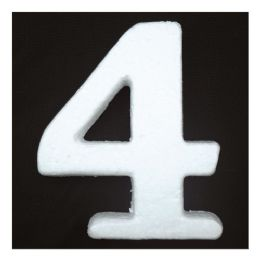 96 Bulk Foam Number Four