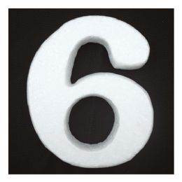 96 Bulk Foam Number Six