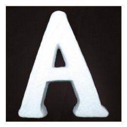 96 Bulk Foam Letter A