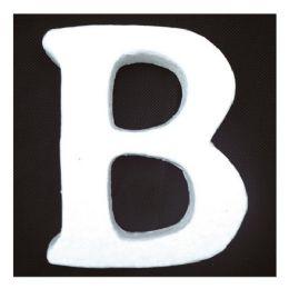 96 Bulk Foam Letter B