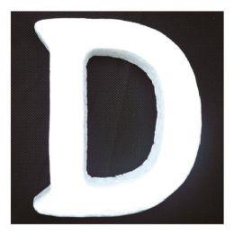 96 Bulk Foam Letter D