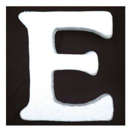 96 Bulk Foam Letter E