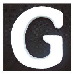 96 Bulk Foam Letter G