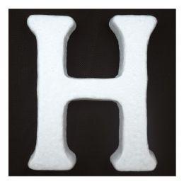 96 Bulk Foam Letter H