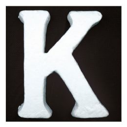 96 Bulk Foam Letter K