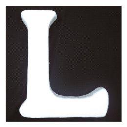 96 Bulk Foam Letter L