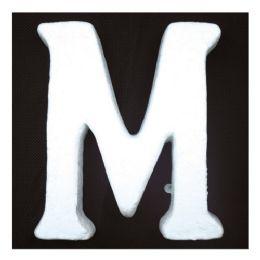 96 Bulk Foam Letter M