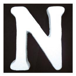 96 Bulk Foam Letter N