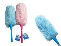 96 Bulk Feather Duster W/ Interchangeable Head