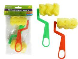 96 Bulk 2 Pack Paint Foam Rollers