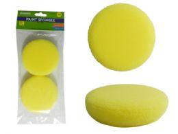 96 Bulk 2 Piece Paint Sponges