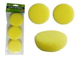 96 Bulk 3 Piece Paint Sponges