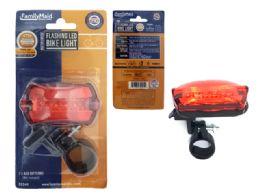 96 Bulk 5 Led Bike Safety Light