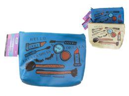 96 Bulk Travel Cosmetic & Makeup Bag