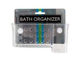 36 Bulk Bath Organizer With Suction Cups