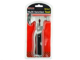6 Bulk 10 In 1 MultI-Function Hammer & Axe Tool