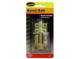72 Bulk Barrel Bolt With Screws