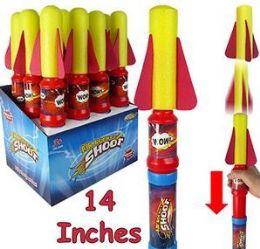 """48 Bulk 14"""" Air Rocket Shooters"""