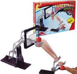 24 Bulk Basketball Bounce Games