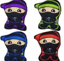 "96 Bulk 6"" Mini Plush Ninjas"