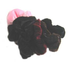 144 Bulk Hair Band Color Assorted
