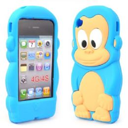 12 Bulk I Phone 4s Big Monkey In Blue