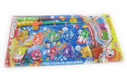 24 Bulk Fishing Toy