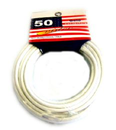 24 Bulk 50 Foot Cable Cord