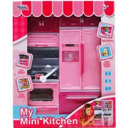 12 Bulk Mini Kitchen Stove And Fridge In Window Box