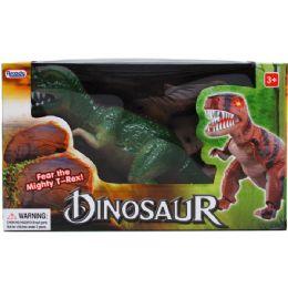 24 Bulk Walking Dinosaur With Sound And Light In Window Box