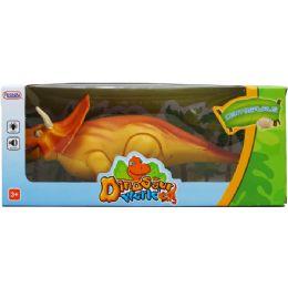18 Bulk Dino. Centosaurus In Window Box,