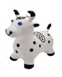 12 Bulk Inflatable Jumping White Cattle