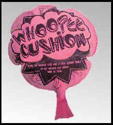 96 Bulk Whoopie Cushion Toys