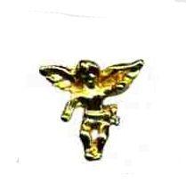 96 Bulk Brass Hat Pin, Angel